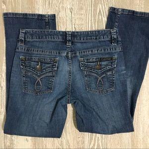 Calvin Klein Jeans. Women's size 10 (EUC)